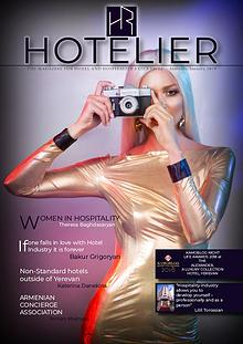 HOTELIER Magazine - first issue
