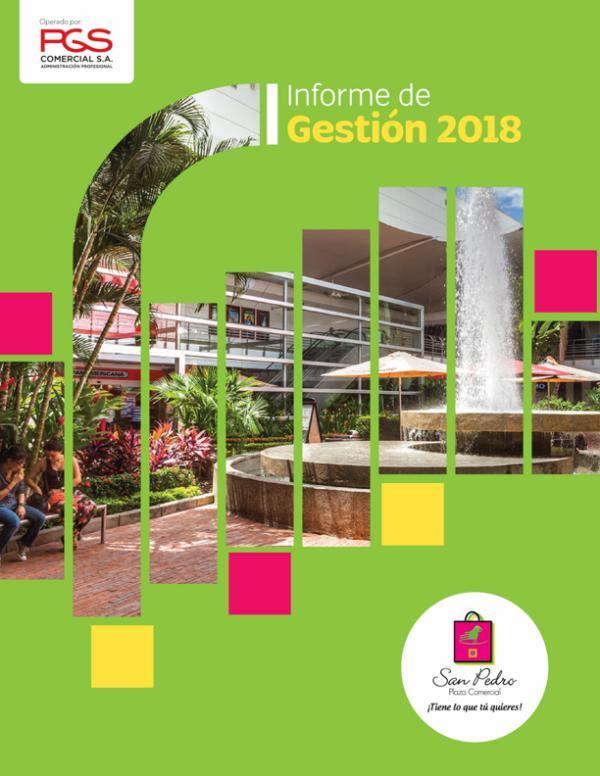Informe Centro Comercial San Pedro Plaza Comercial Informe de asamblea