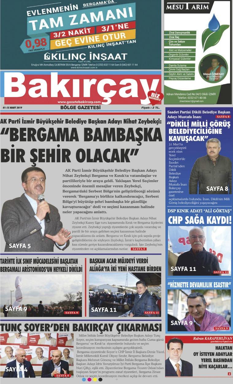 ebakırçay Digital gazete
