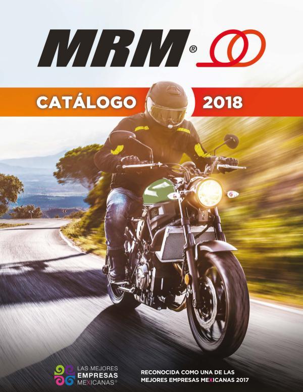 Catalogo MRM 2018 catalogoMRM2018