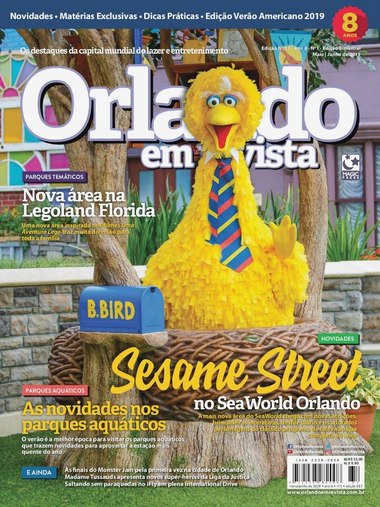 Orlando em Revista Ed. 37 - Maio/Junho 2019