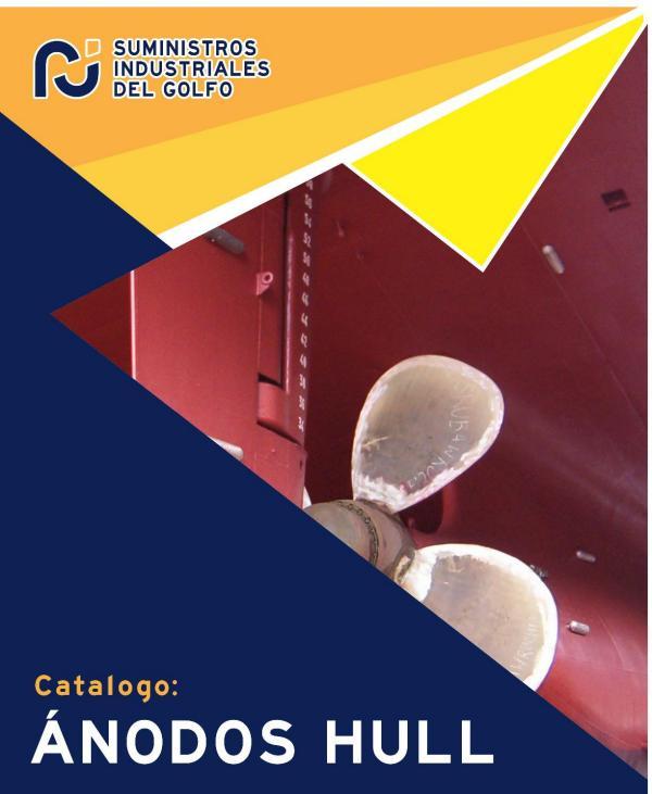 Catálogo Ánodos de Sacrificio RJ Catalogo Protección Catodica PDF