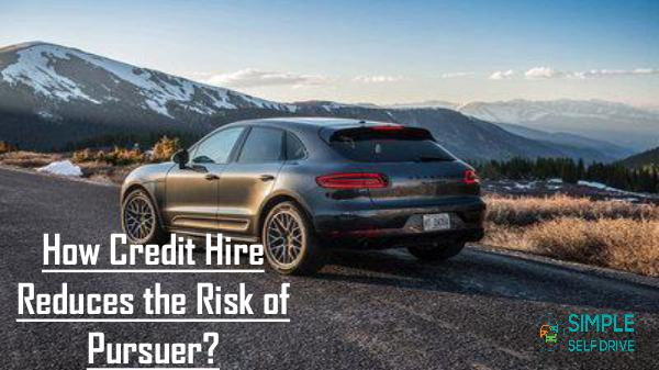 How You Can Claim The Hidden Cost Of Car Hire? How Credit Hire Reduces the Risk of Pursuer