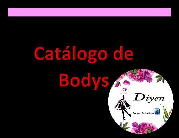 Catalogo Bodys Catalogo Body 2