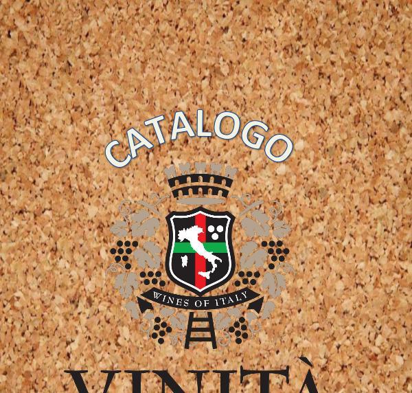 Catalogo Italian Classics Vinità  Group 04 CATALOGO ITALIA 2019