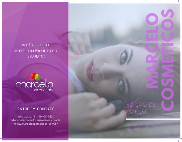 Marcelo Cosméticos Catalogo_Marcelo