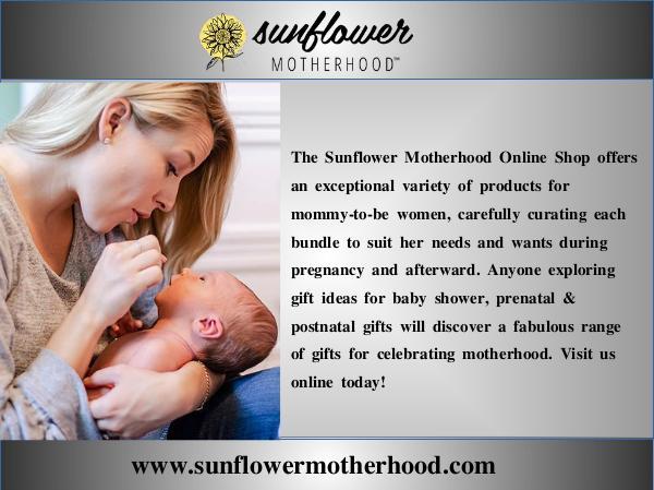 gift for new mom baby shower gift