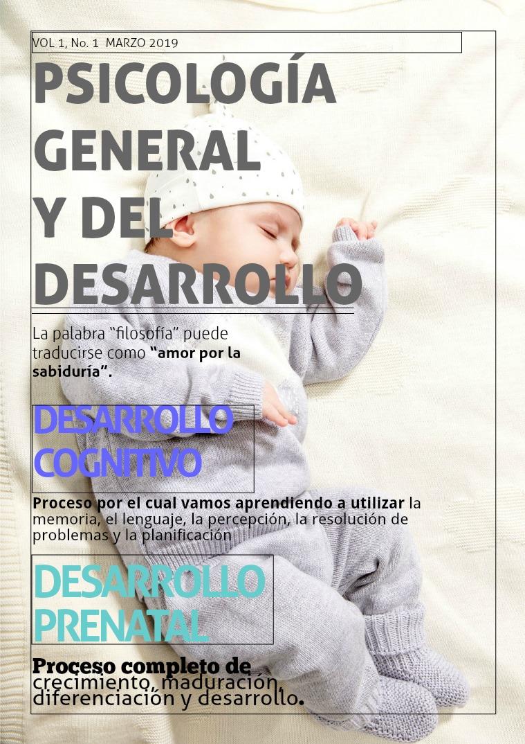 Psicología General y del Desarrollo #1
