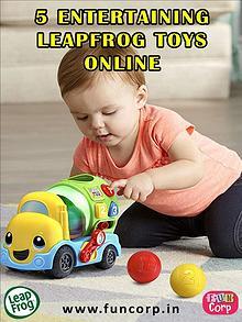 5 Entertaining Leapfrog Toys Online