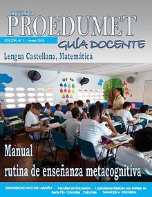 REVISTA PROEDUMET LENGUAJE Y MATEMÁTICA