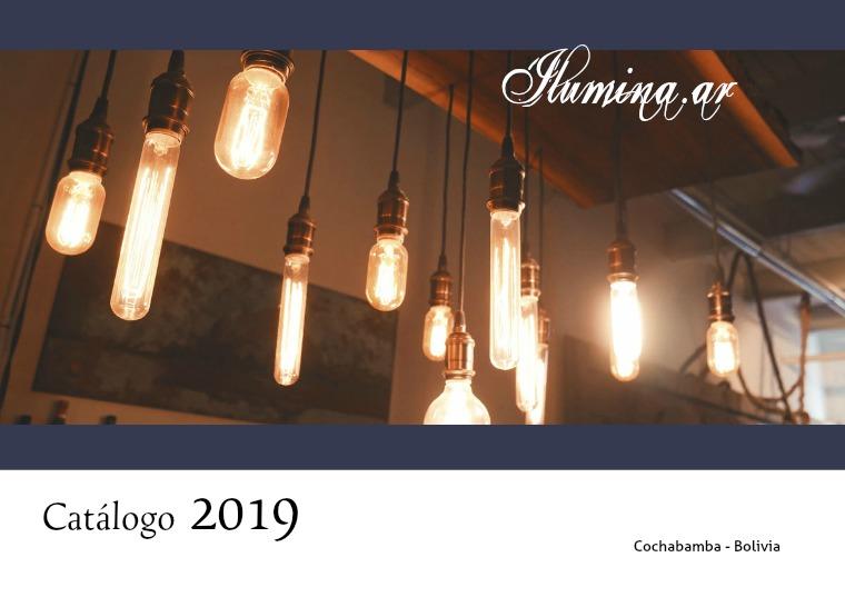 Ilumina.ar Catalogo Nueva edicio´n 2019