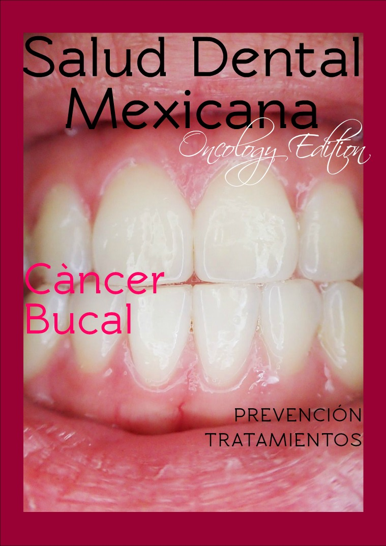 Mi primera publicacion Salud Dental Mexicana Primera Edición