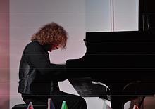 Concert by Valerian Shiukashvili