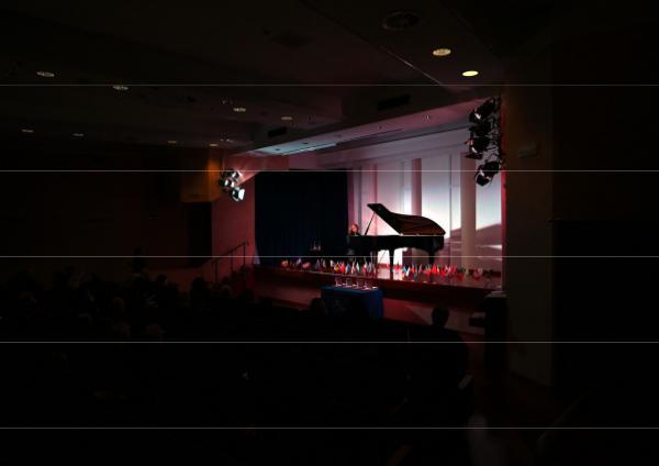 Concert by Valerian Shiukashvili Third trance