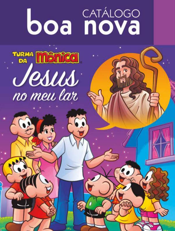 Catalogo BoaNova Editora 2019