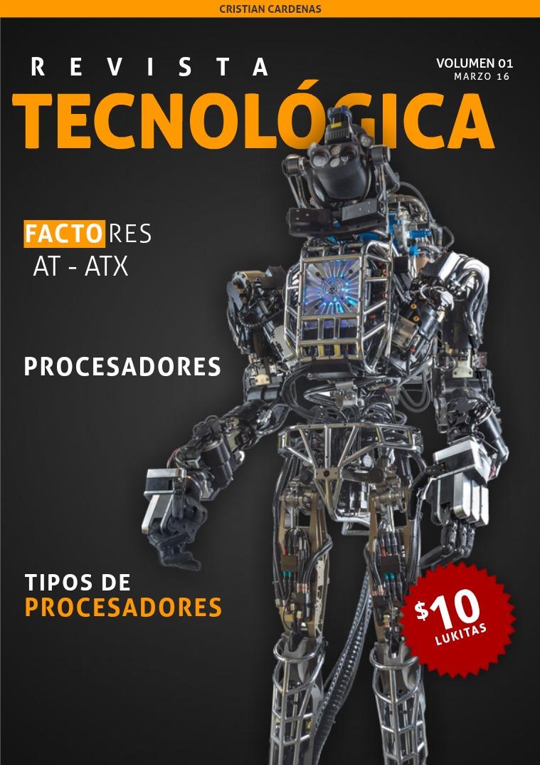 REVISTA TECNOLOGICA 1