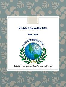 Revista Digital Marzo 2019 MESP