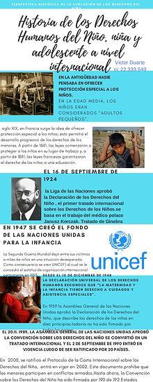 Lo Ultimo en Derechos Humanos de los Niños, Niñas y Adolescentes