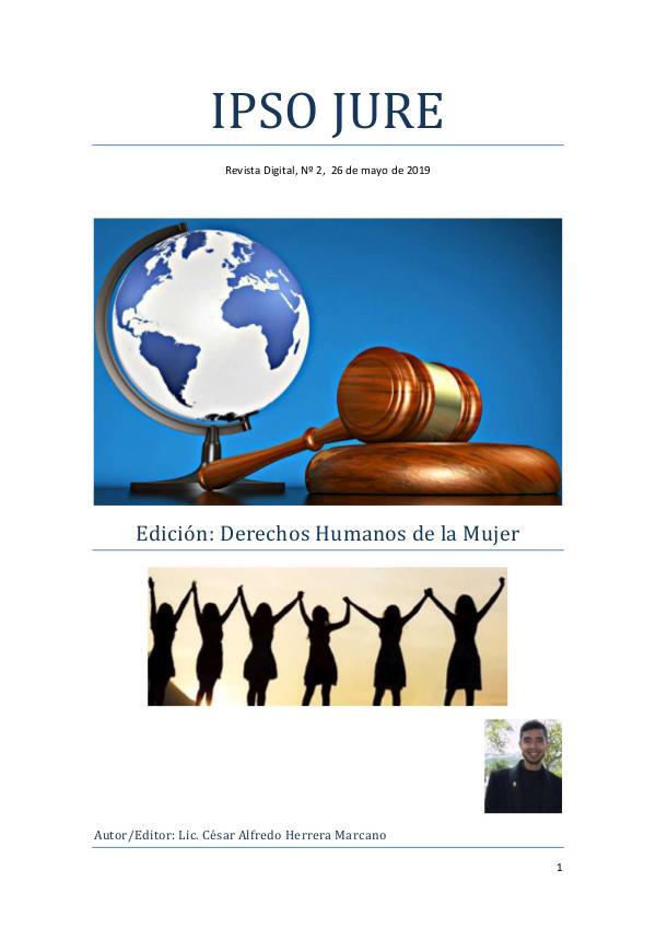 Jure IPSO JURE Nº 2 pdf