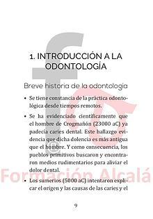 Introducción a la odontología