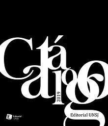 Catálogo 2019 Editorial Nacional de San Juan