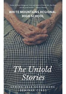 Sophomore Seminar Narratives