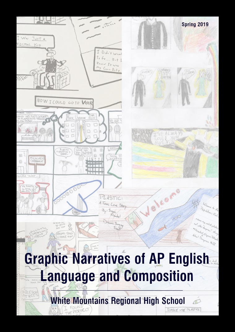 Graphic Narratives at WMRHS Spring 2019