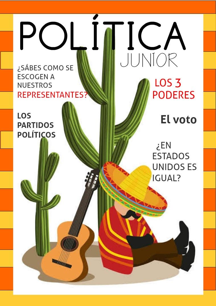 politica junior conceptos básicos de la política de México