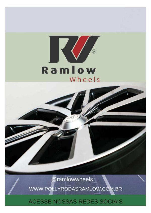 Catálogo Rodas Ramlow Nª1 de 2019 catalogo 2019 N1 Ramlow