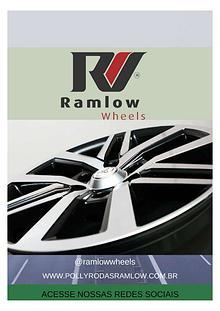 Catálogo Rodas Ramlow Nª1 de 2019
