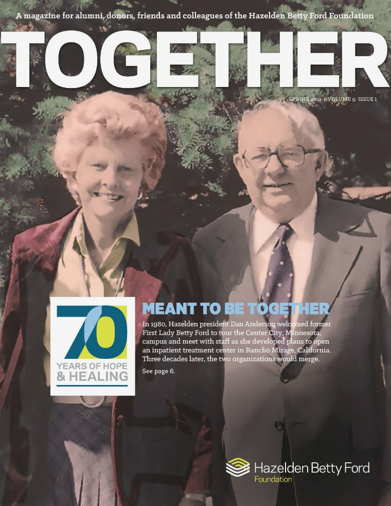 Together Magazine Together Magazine Spring 2019
