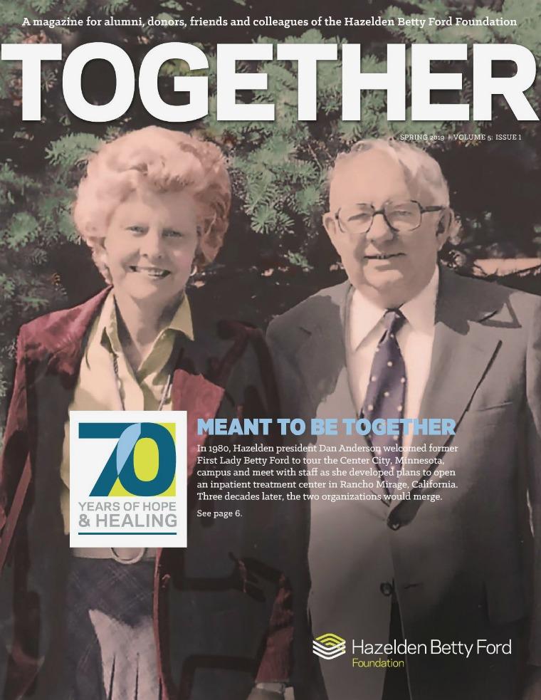 Together Magazine Together Magazine Spring 2019