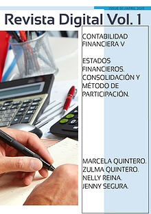 revista on line Vol. 1 Contabilidad Financiera.