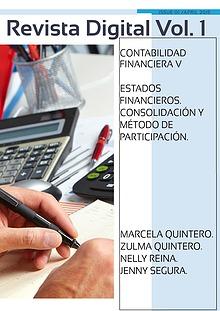 revista on line Vol. 1 Contabilidad Financiera.