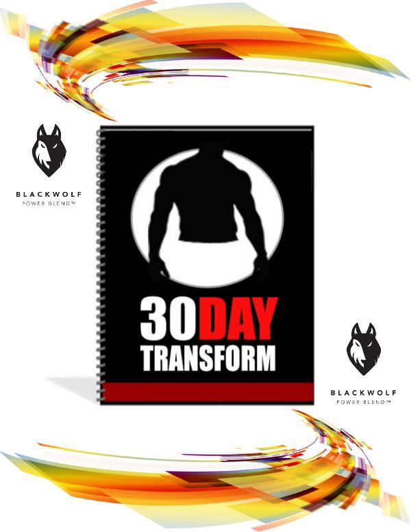 The 30-Day Body Transformation Program PDF eBook Free Download The Fitness Spotlight Blueprint eBook PDF