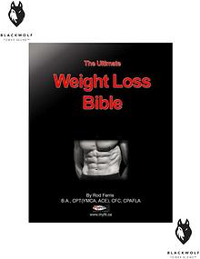 The Ultimate Weight Loss Bible PDF eBook Free Download