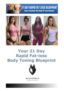 The 21-Day Rapid Fat Loss Blueprint PDF eBook Free Download