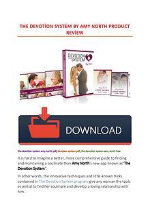 Devotion System Pdf Download Amy North