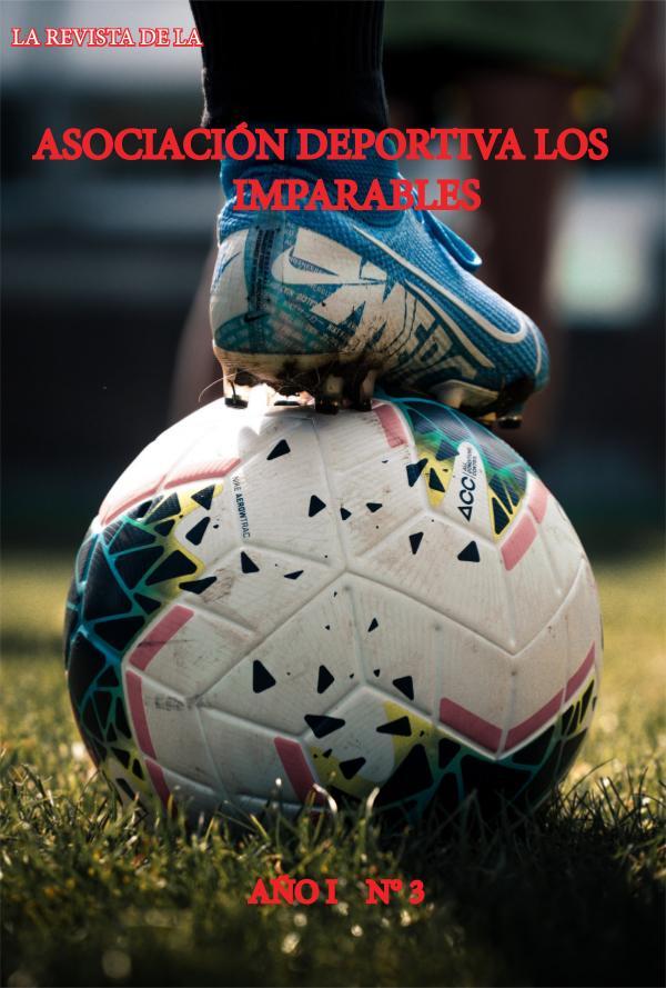 La Revista de Los Imparables La Revista N°3