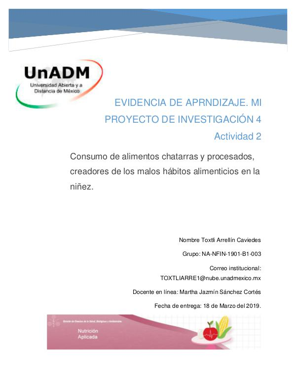 Mi primera publicacion FIN_U5_EA_TOAC_anteproyectodeinvestigacion