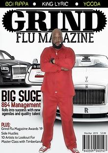 Grind Flu Magazine Mar/Apr 2019