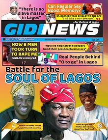 GidiNews Magazine, March 2019 Edition