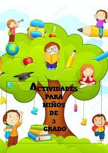 actividades de 3 grado