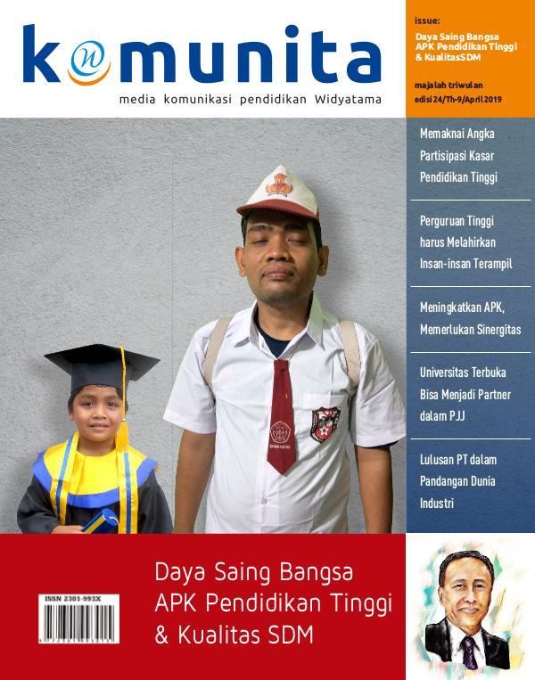 Majalah Komunita Edisi 23 KOMUNITA EDISI 24
