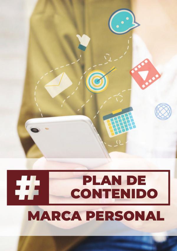 Guía práctica para crear tus contenidos en redes sociales y blogs Manual de Contenido