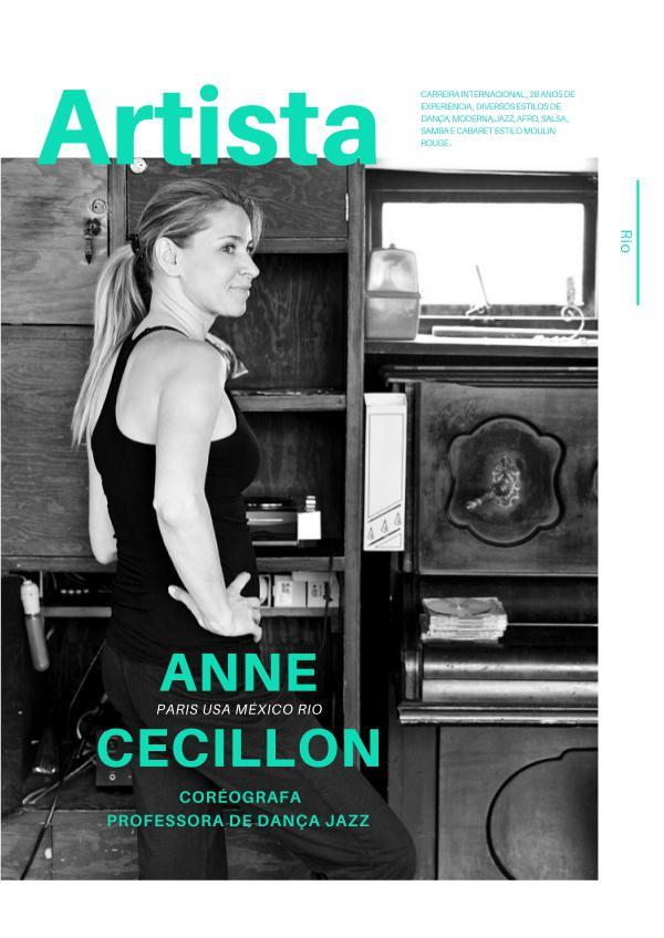 ANNE CECILLON PRODUÇAO PressBook Anne Cecillon
