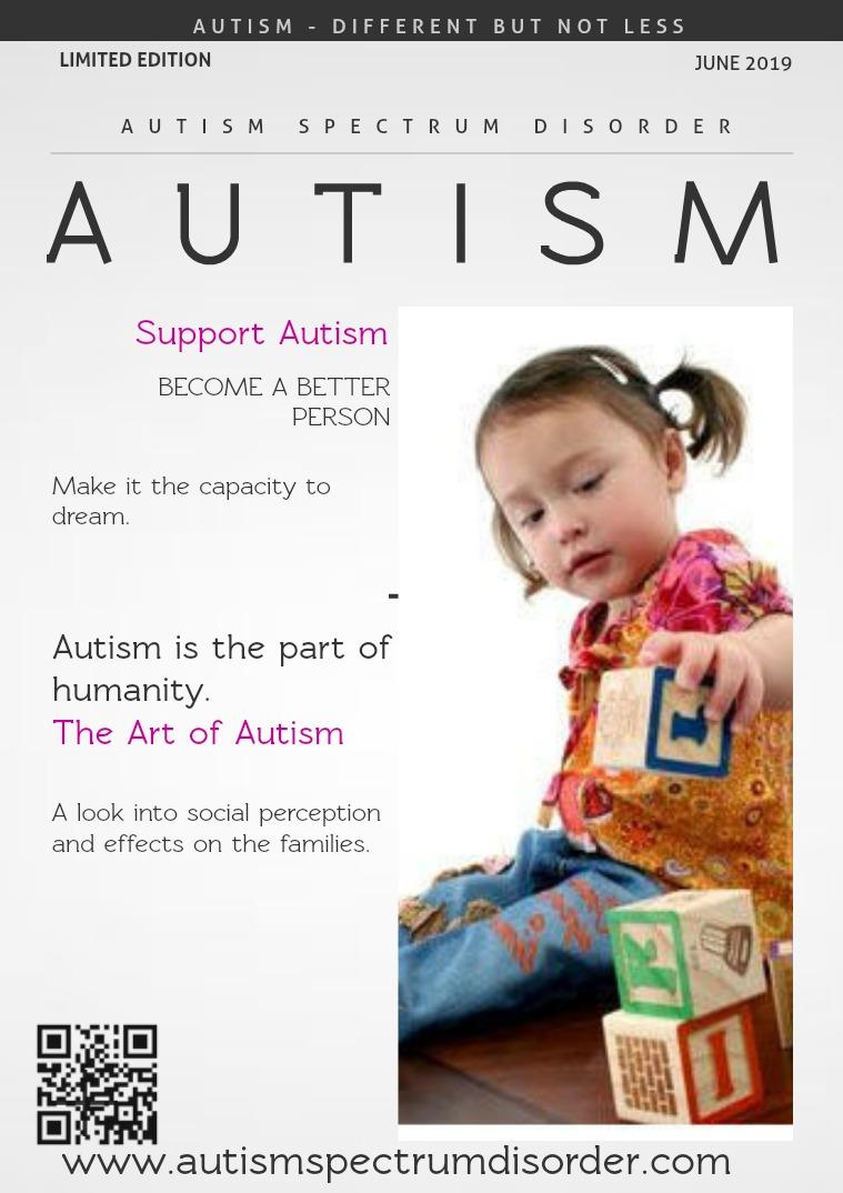 a Autism Spectrum Disorder
