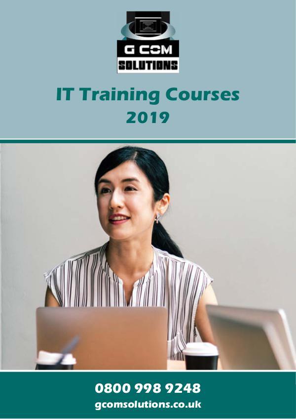 IT Training Courses IT Training Courses