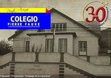 Revista cursos 2019 Colegio Pîerre Faure