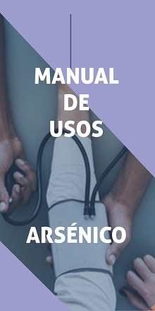 ACTIVIDAD No. 4 MANUAL DE USO, INTOXICACIONES CON METALES PESADOS